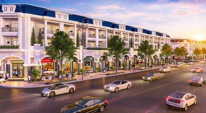 Những lợi thế giúp shophouse Century City hút khách