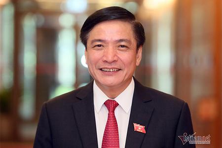 Ông Bùi Văn Cường trúng cử Tổng thư ký Quốc hội