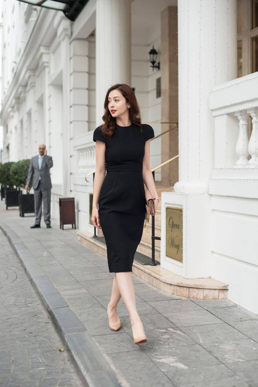 'Hoa hậu bốn con' Jennifer Phạm xinh đẹp tuổi 36