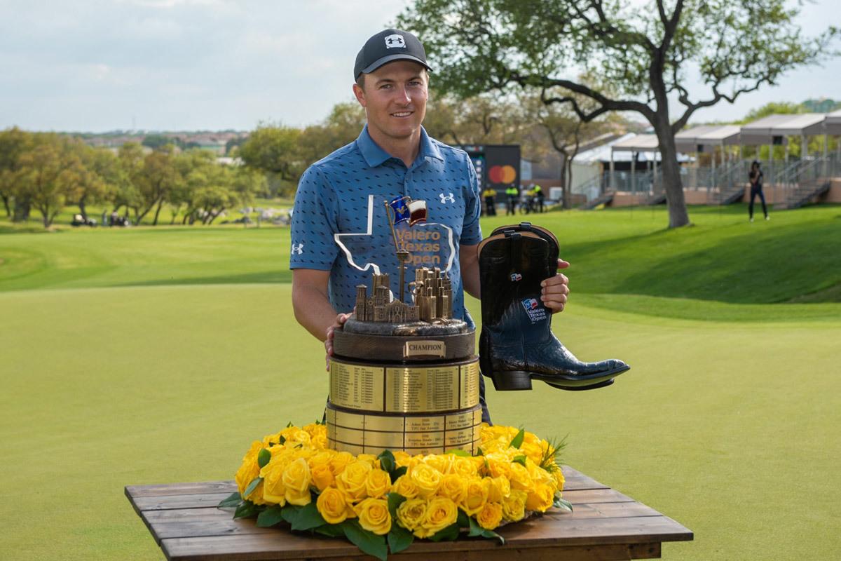 Jordan Spieth: Thiên tài sân golf và sức mạnh tình yêu