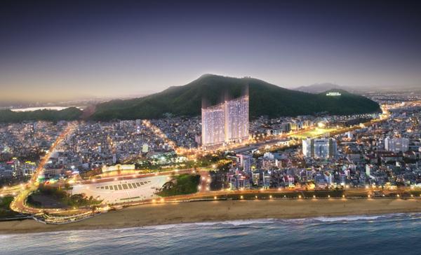 Dự án I - Tower Quy Nhơn nhận giấy phép xây dựng