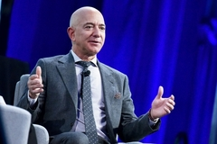 Ông trùm Amazon năm thứ 4 liên tiếp giàu nhất thế giới