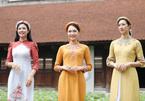 Hoa hậu Ngọc Hân và 14 nhà thiết kế cùng tôn vinh áo dài
