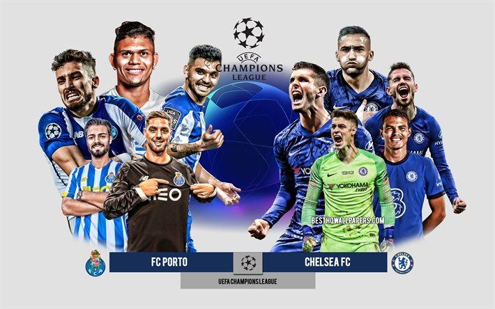 Nhận định Porto vs Chelsea: Khó lường