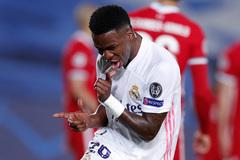 Vinicius lập cú đúp, Real Madrid đánh gục Liverpool