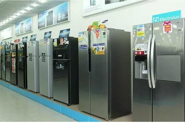 Chớm đầu hè, tủ lạnh hạng sang siêu tiết kiệm điện giảm giá hơn 1 nửa