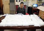 Công an Hà Nội triệt phá đường dây ma túy, thu giữ gần 60kg