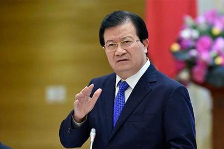 Trình phê chuẩn miễn nhiệm Phó Thủ tướng Trịnh Đình Dũng