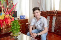 Giám đốc trẻ mang khát vọng đưa gạo nếp Việt ra thế giới