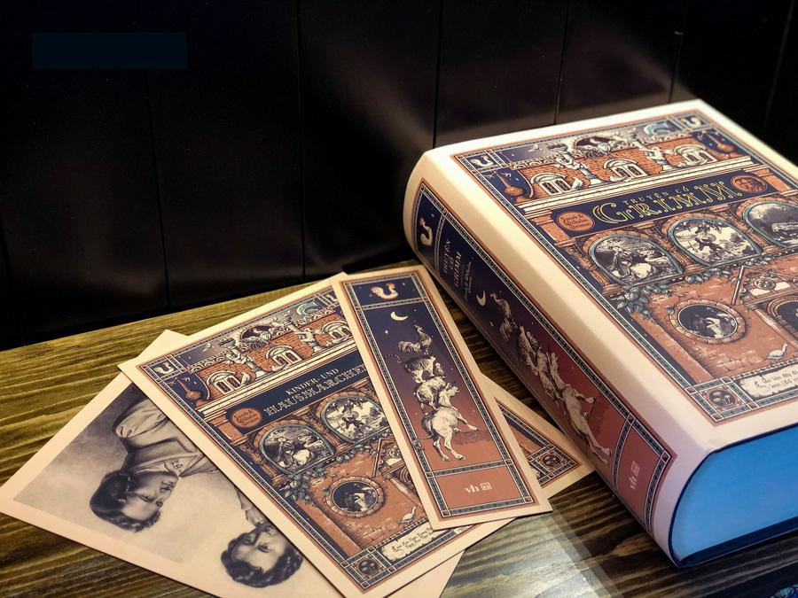 Ra mắt 'Truyện cổ Grimm' phiên bản đặc biệt