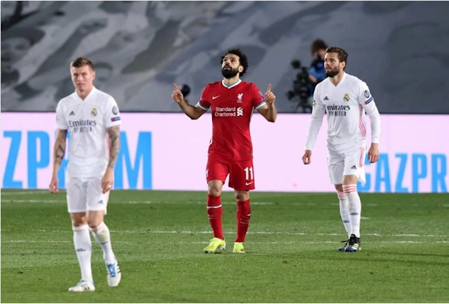 Klopp: 'Liverpool sẽ thắng ngược Real Madrid ở Anfield'