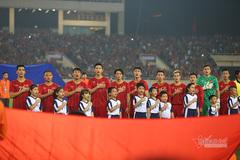 """BXH FIFA tháng 4/2021: Việt Nam tiếp tục cho Thái Lan """"hít bụi"""""""