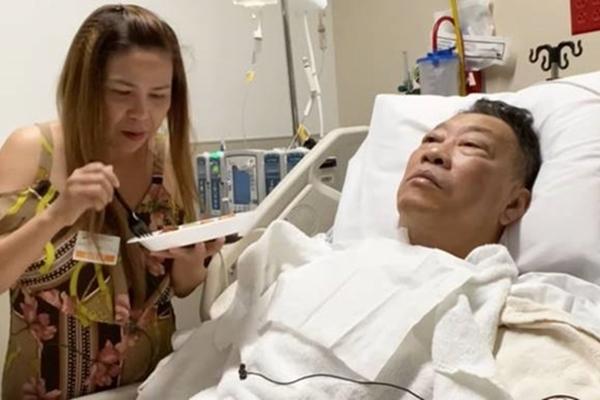 Nhạc sĩ Lê Quang được phẫu thuật thông mạch máu não
