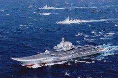 Nhóm tàu sân bay Trung Quốc tập trận gần Đài Loan