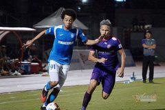 Video bàn thắng Than Quảng Ninh 1-0 Sài Gòn