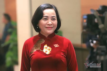 Bà Nguyễn Thị Thanh làm Trưởng ban Công tác Đại biểu