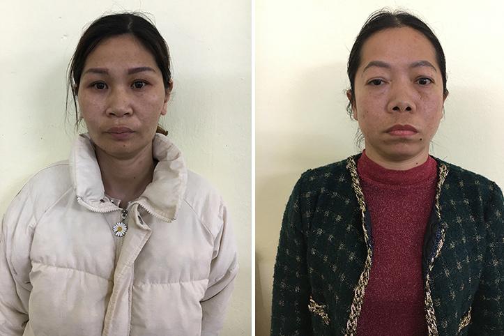 Hai nữ quái dùng con dấu giả để làm giấy tờ đất ở Quảng Ninh