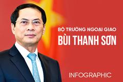 Chặng đường hơn 30 năm làm đối ngoại của tân Bộ trưởng Ngoại giao