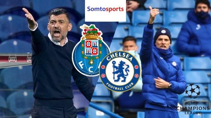 Trực tiếp FC Porto vs Chelsea: Cạm bẫy ở xứ đấu bò