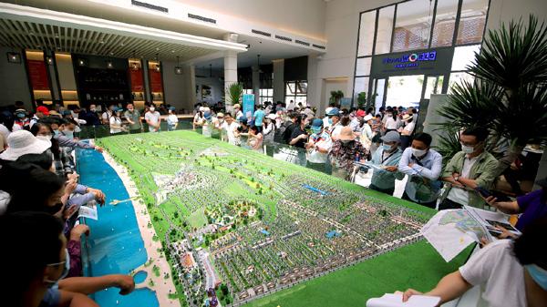 Phan Thiết ngày càng hấp dẫn giới đầu tư nhờ sân bay Phan Thiết
