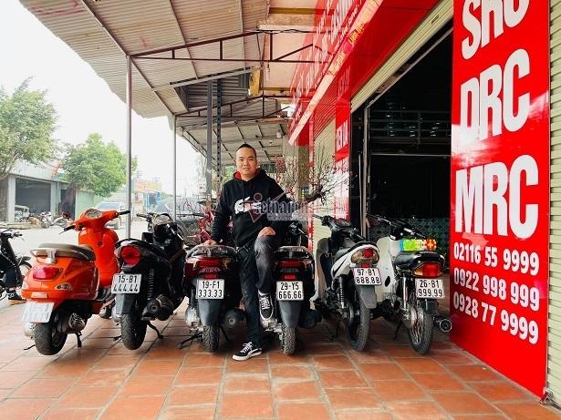 Đại gia lan đột biến gạ mua Dream Việt 450 triệu, dân chơi Vĩnh Phúc quyết không bán