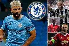 Aguero quyết tâm gia nhập Chelsea vì lý do này