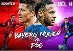 Trực tiếp Bayern Munich vs PSG: Vào hang bắt 'Hùm'