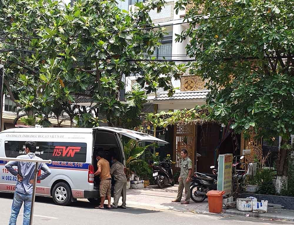 Điều tra thanh niên chết bất thường trong khách sạn ven Sài Gòn