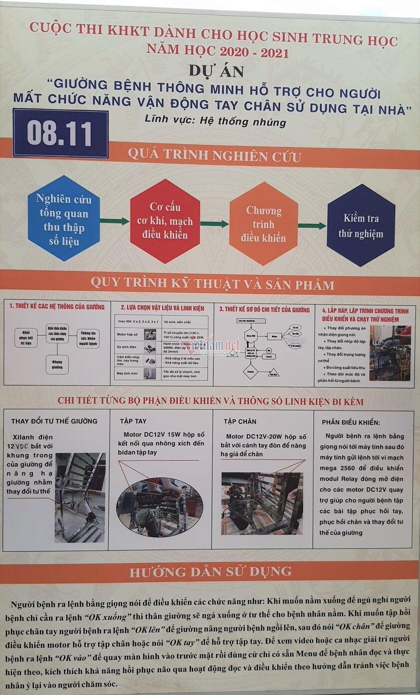 high-school students,scientific research,Vietnam education