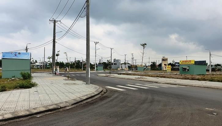 Giá đất ở Quảng Nam, Đà Nẵng tăng nhẹ