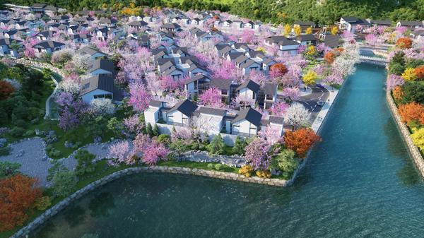 Sun Onsen Village - Limited Edition: 'Bản hòa ca' kiến trúc và thiên nhiên