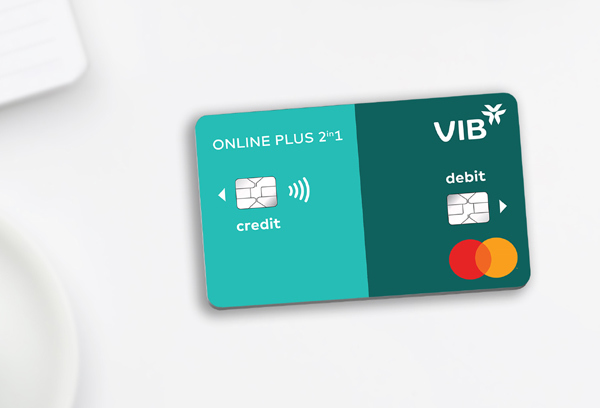 VIB ra dòng thẻ tích hợp đầu tiên ở Đông Nam Á