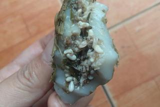 Bánh trứng kiến, đặc sản Cao Bằng hút khách Hà thành
