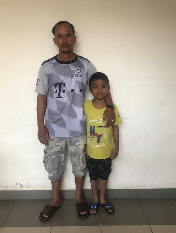 Ghép thận thành công, bé Thổ Văn Minh có thể đi học