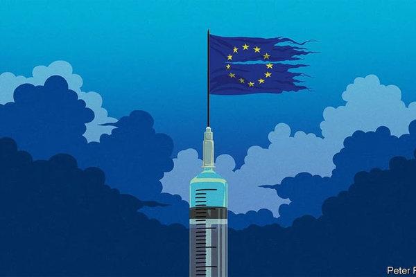 Sai lầm của châu Âu trong cuộc chiến chống Covid-19