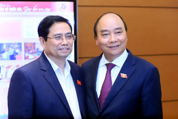 Government of new term to pursue reform, taking action