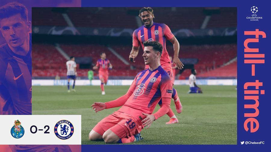 FC Porto,Chelsea,Cup C1