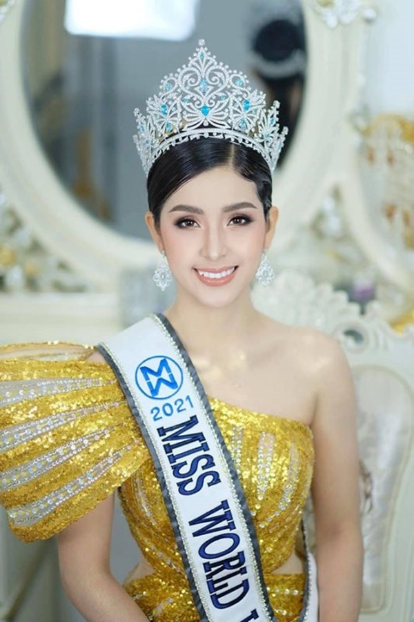 Hoa hậu Lào bị tước vương miện vì gian lận tuổi, á hậu 1 lên ngôi