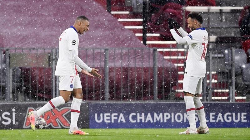 Neymar, Mbappe lập kỷ lục điên rồ ở Cúp C1
