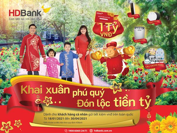 Cơ hội thành tỷ phú tại HDBank
