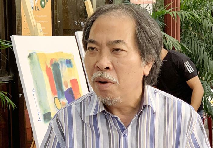 Nhà thơ Nguyễn Quang Thiều: Những giá trị lớn lao của văn hóa đang bị đe dọa