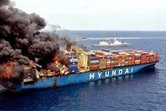 Những vụ tai nạn tàu container tồi tệ nhất trong lịch sử hàng hải