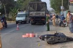 Va chạm xe tải, 1 học sinh tử vong thương tâm trên đường đến trường