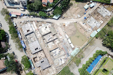 'Ách tắc' tiền sử dụng đất bổ sung, chủ dự án lẫn người mua nhà đều… khổ