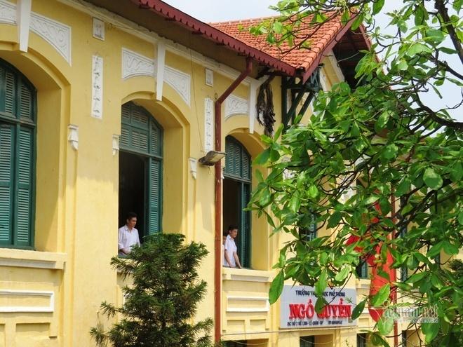 Ngôi trường có 2 cựu học sinh trở thành tân Bộ trưởng