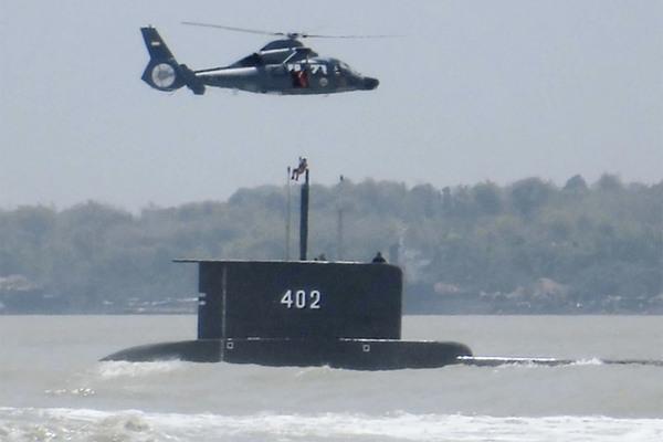 Indonesia bắt đầu xây dựng căn cứ tàu ngầm ở Biển Đông