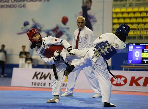 Taekwondo,Olympic