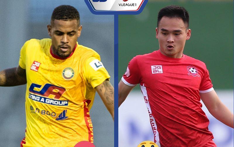 Trực tiếp Bình Dương vs Nam Định, Thanh Hóa vs Hải Phòng