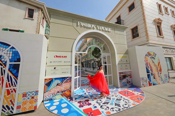 Fashion Voyage 3 - sự 'nên duyên' diệu kỳ giữa thời trang và kiến trúc