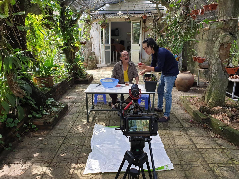 Nghệ sĩ Giang còi: Ung thư nhưng vẫn lạc quan